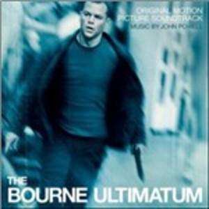 BOURNE ULTIMATUM (CD)