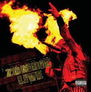 LIVE ZOMBIE (CD)