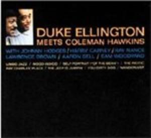 DUKE ELLINGTON MEETS COLEMAN HAWKINS (CD)