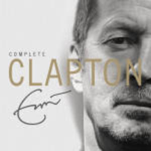 ERIC CLAPTON - COMPLETE CLAPTON -2CD (CD)