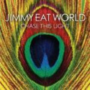 JIMMY EAT WORLD - CHASE THE LIGHT (CD)