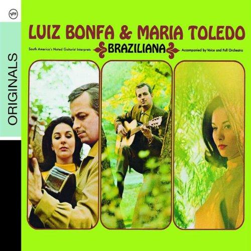 LUIZ BONFA / MARIA TOLEDO - BRAZILIANA (CD)