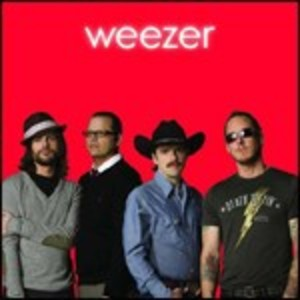 WEEZER RED ALBUM (CD)