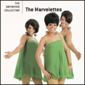 THE DEFINITIVE COLLECTION MARVELETTES (CD)