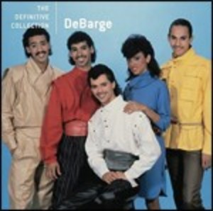 THE DEFINITIVE COLLECTION DEBARGE (CD)