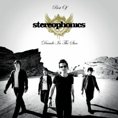 STEREOPHONICS - DECADE IN THE SUN (CD)
