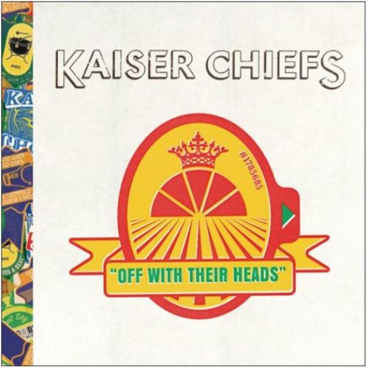 KAISER CHIEFS - OFF WITH THEIR HEADS -2CD LIM- ED- (CD)