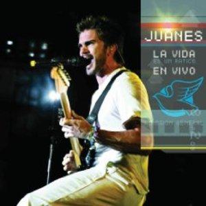 JUANES - LA VIDA...ES UN RATICO EN VIVO -2CD (CD)