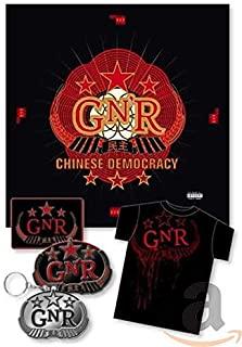 GUNS N'ROSES - CHINESE DEMOCRACY -BOX SET (CD)