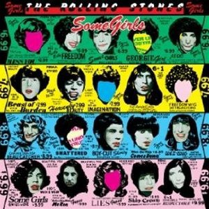 ROLLING STONES - SOME GIRLS RMX SLIM (CD)