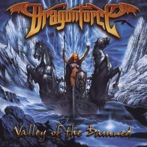 DRAGONFORCE - VALLEY OF THE DAMNED -CD+DVD (CD)