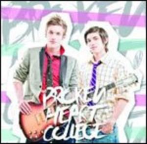 BROKEN HEART COLLEGE - BROKEN HEART COLLEGE EP (CD)