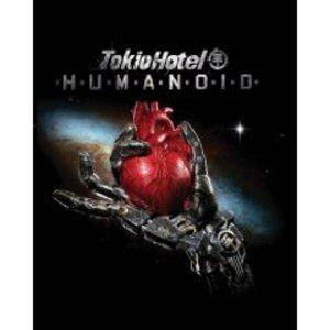 TOKIO HOTEL - HUMANOID SUPER DELUXE ENGLISH VERSION -2CD (DVD)