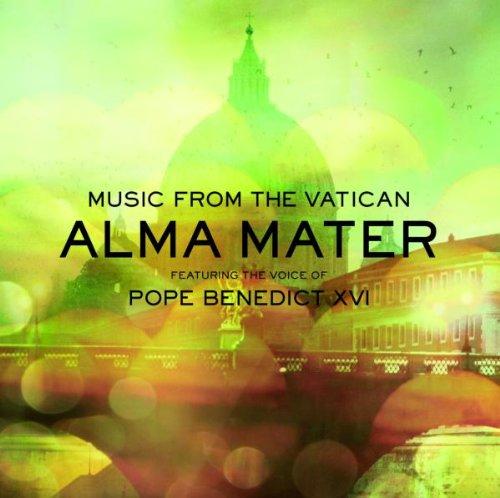 ALMA MATER. MUSICA DAL VATICANO (CD)