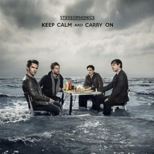 STEREOPHONICS - KEEP CALM AND CARRY ON (CD)