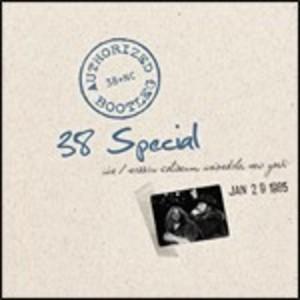38 SPECIAL - LIVE NASSAU COLISEUM - UNIONDALE, NEW YORK 29 JAN. 1985 (CD)