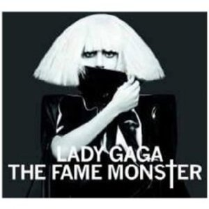 LADY GAGA - THE FAME MONSTER -2CD (CD)