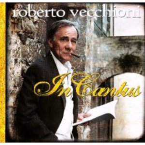 ROBERTO VECCHIONI - IN CANTUS -SLIDEPACK (CD)