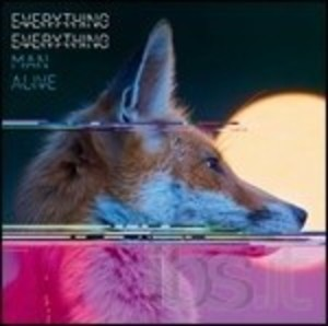 EVERYTHING EVERYTHING - MAN ALIVE (CD)