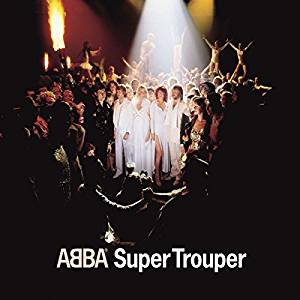 ABBA - SUPER TROUPER (LP)