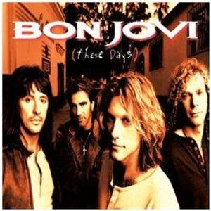 BON JOVI - THESE DAYS -(SPEC.EDT.) (CD)
