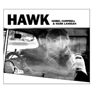 CAMPBELL LANEGAN - HAWK (CD)