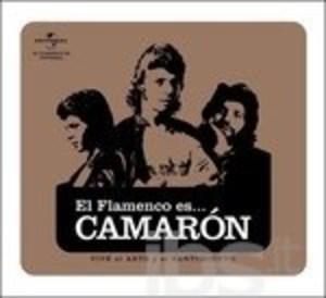 CAMARON DE LA ISLA - EL FLAMENCO ES... CAMARON (CD)