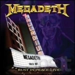 RUST IN PEACE LIVE -2CD (CD)