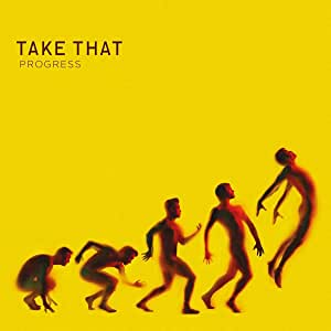TAKE THAT - PROGRESS * (CD)