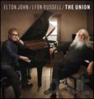 ELTON JOHN - THE UNION (CD)