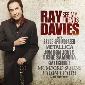 SEE MY FRIENDS -RAY DAVIES (CD)