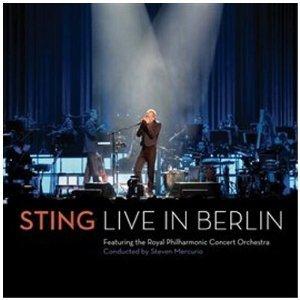 STING - LIVE IN BERLIN -CD+DVD (CD)
