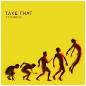 TAKE THAT - PROGRESS - (DELUXE) (CD)