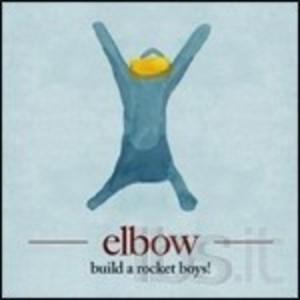 ELBOW - BUILD A ROCKET BOYS! (CD)
