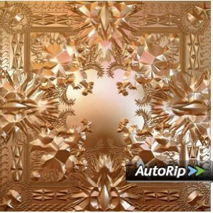 KANYE WEST - WATCH THE THRONE (CD)