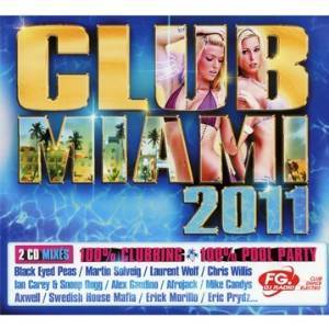 CLUB MIAMI 2011 -2CD (CD)