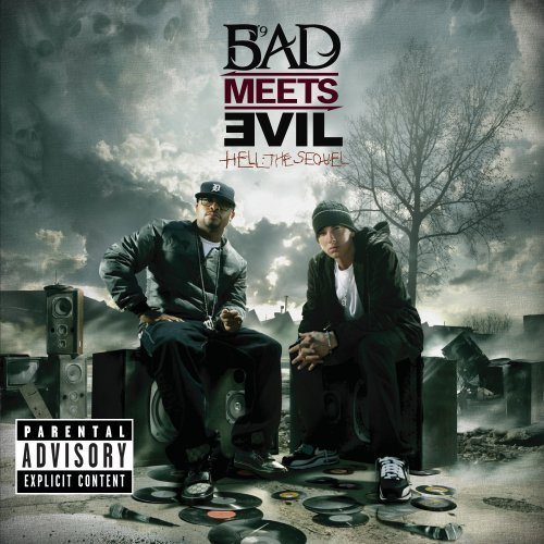 BAD MEETS EVIL - HELL: THE SEQUEL (CD)