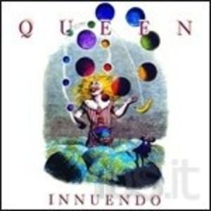 QUEEN - INNUENDO (CD)