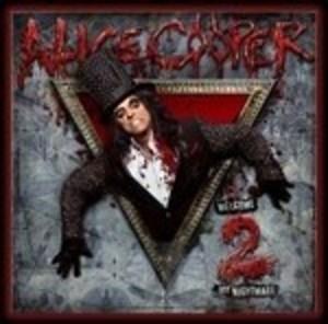 ALICE COOPER - WELCOME 2 MY NIGHTMAR -2LP (LP)