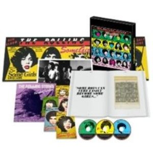 ROLLING STONES - SOME GIRLS - (SUPER DELUXE BOX) (CD)