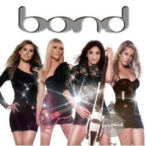 BOND - PLAY (CD)