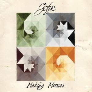 GOTYE - MAKING MIRRORS * (CD)