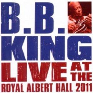 B.B. KING - LIVE AT THE ROYAL ALBERT HALL -CD+DVD (CD)