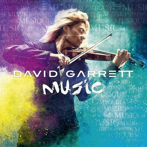 DAVID GARRETT - MUSIC (CD)
