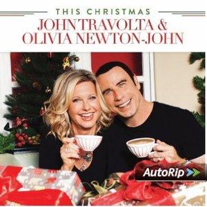 TRAVOLTA NEWTON-JOHN - THIS CHRISTMAS (CD)
