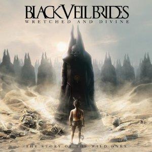 BLACK VEIL BRIDES - WRETCHED AND DIVINE (CD)