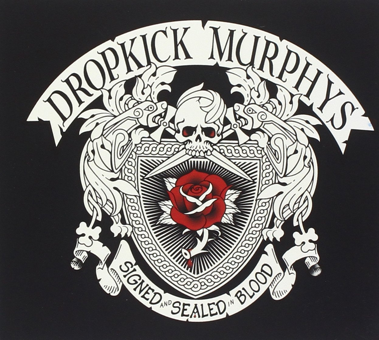 DROPKICK MURPHYS - SIGNED AND SEALED IN BLOOD (CD)