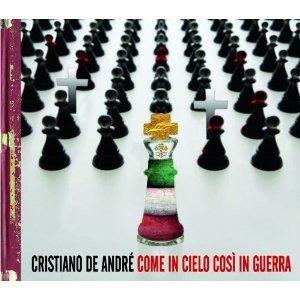 CRISTIANO DE ANDRE' - COME IN CIELO COSI' IN GUERRA (CD)
