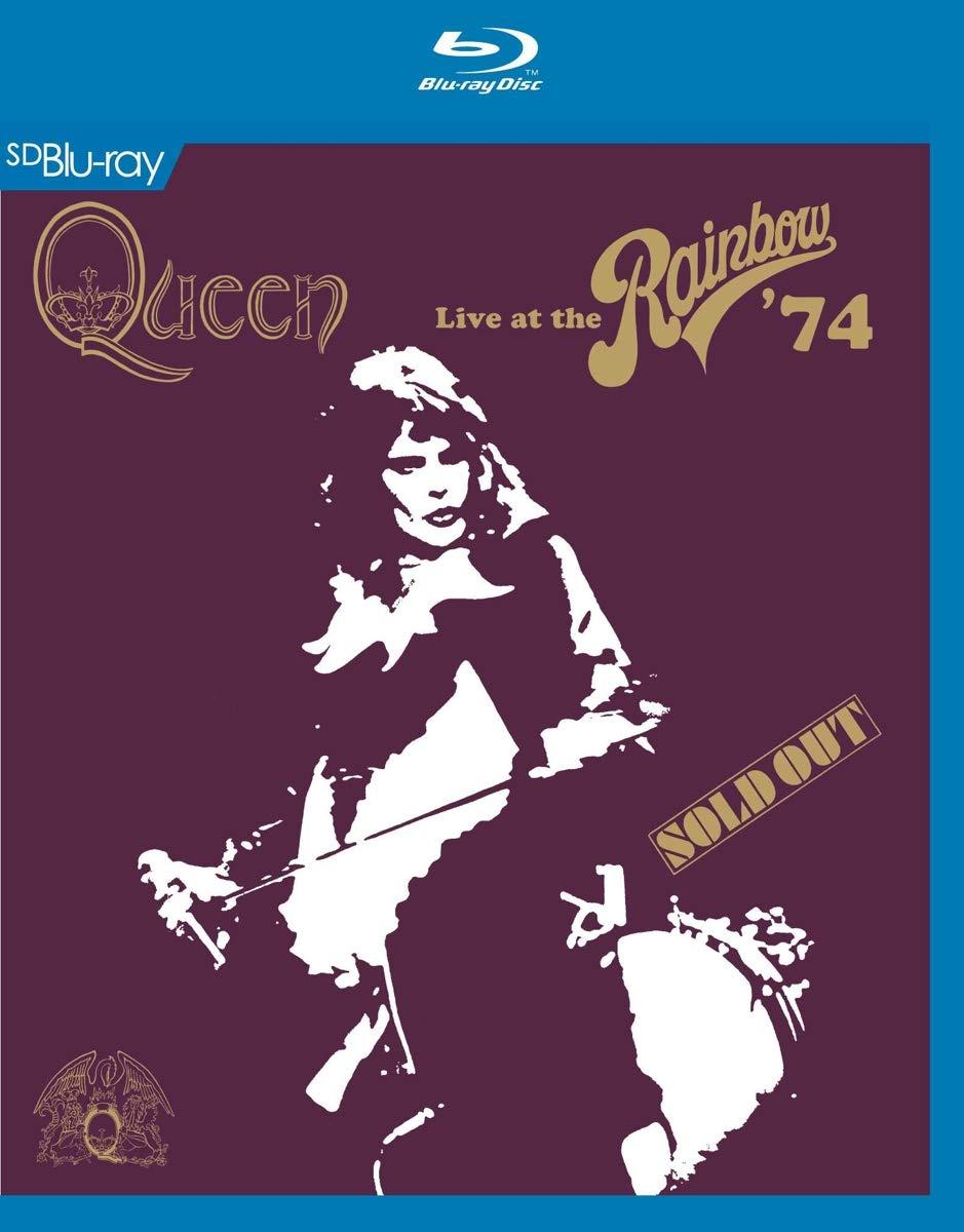 QUEEN - QUEEN - LIVE AT THE RAINBOW 1974