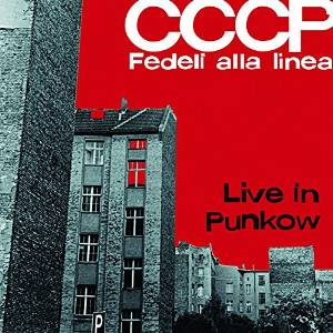 CCCP - LIVE IN PUNKOW (LP)